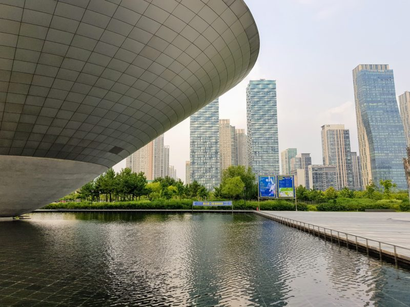 incheon travel blog